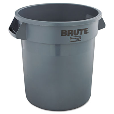 Rubbermaid® Commercial Round Brute® Container