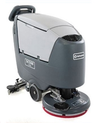 Advance SC500 Disc Floor Scrubber - maint-free batteries