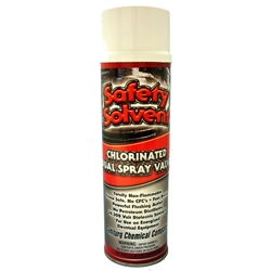 Safety Solvent Spray