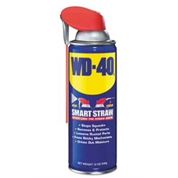 WD-40® Smart Straw® Spray Lubricant