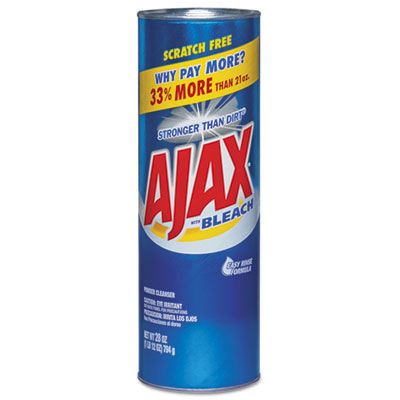 Ajax Cleanser - 12 can case