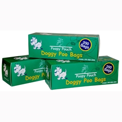 Doggie Pot Litter Bags