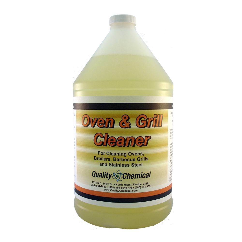 Best Cleaner For Caked On Grease