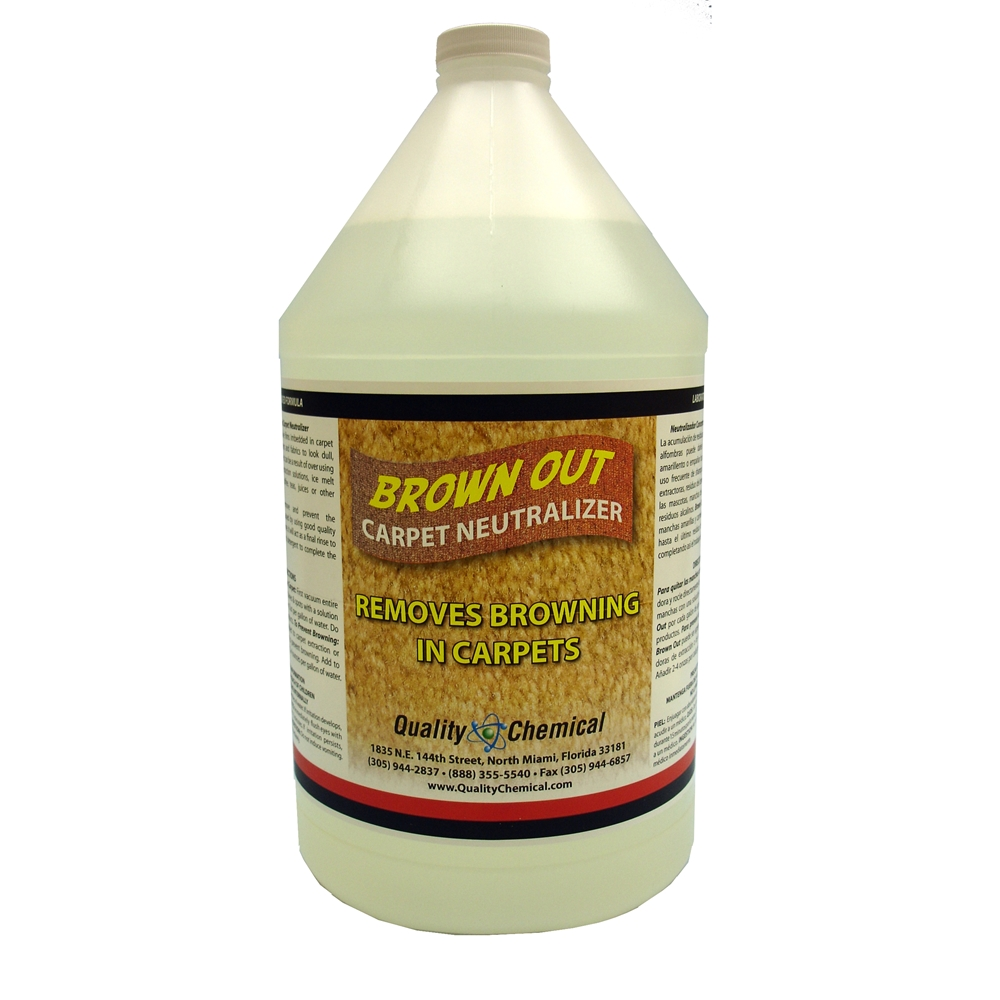 Remove Coffee Stain From Carpet >> Best Cleaning Supply - Brown Out Carpet Neutralizer