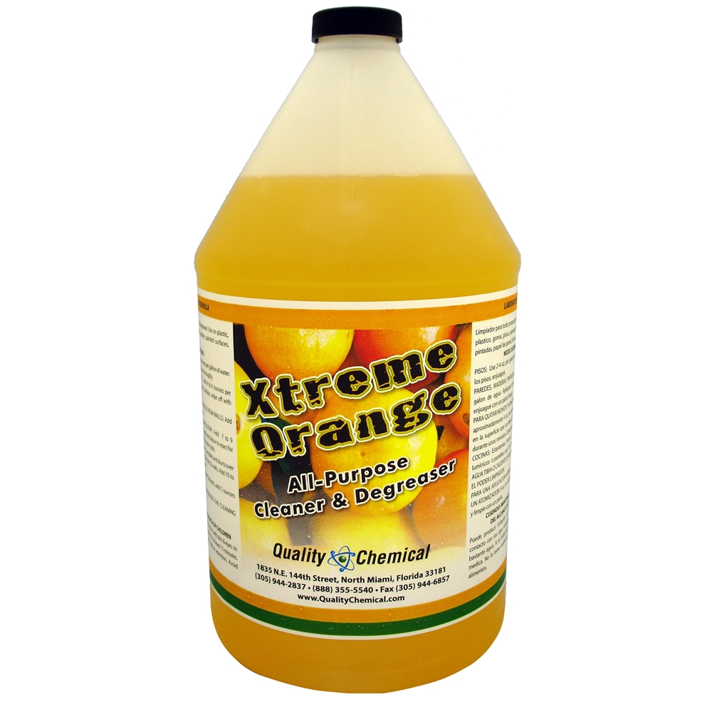 Best Cleaning Supply Xtreme Orange Citrus Degreaser
