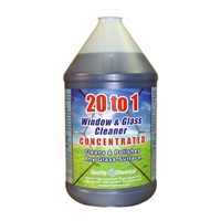 20-1 Window & Glass Cleaner