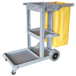 Best Cleaning Supply Janitor Carts