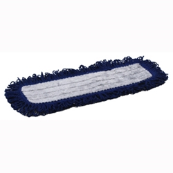 Microfiber Fringed Dry Mop Pad