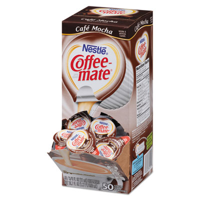 Nestle Liquid Coffee Creamer, Café Mocha