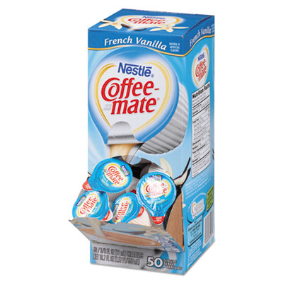 Nestle Liquid Coffee Creamer, Fench Vanilla
