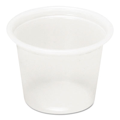 Portion Cups, 1 oz, Translucent
