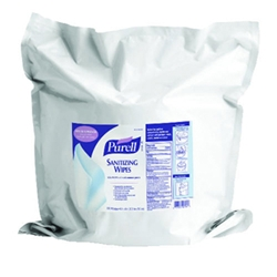 Purell Sanitizing Wipes - refill