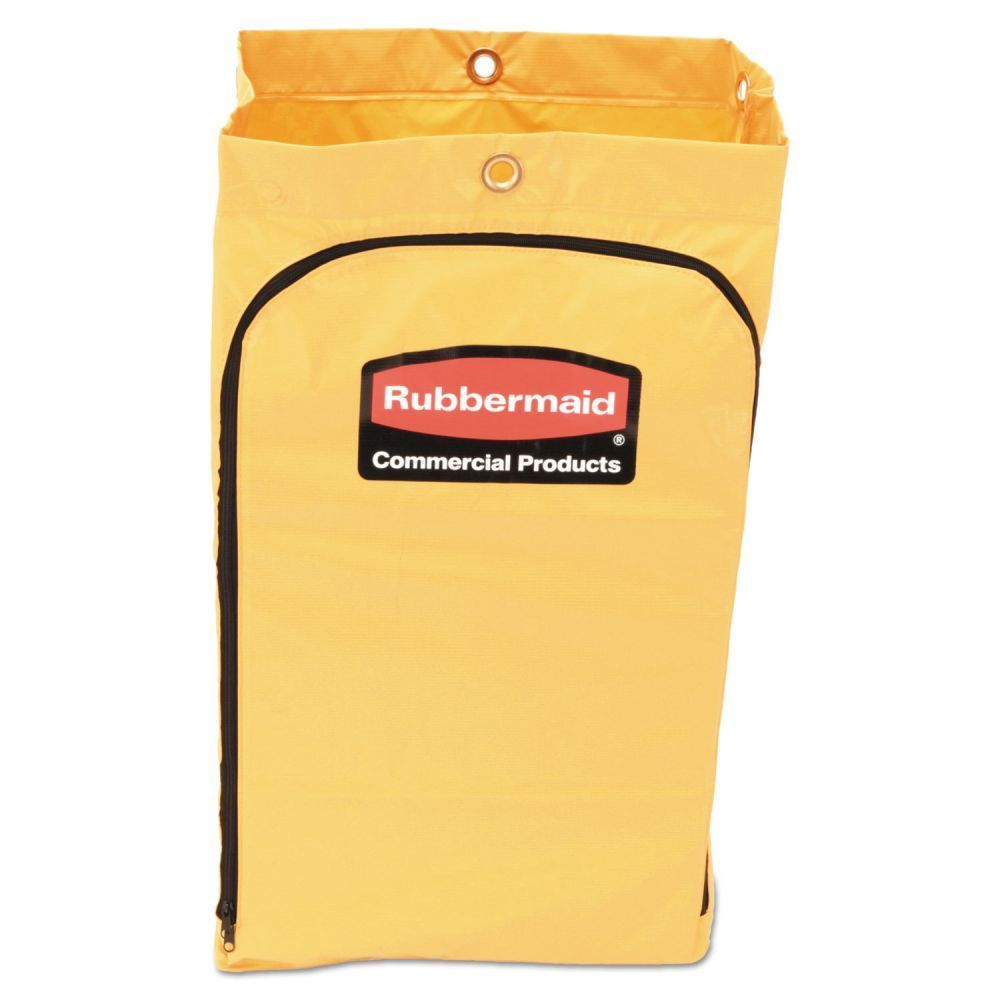 Zippered vinyl replacement bag - Rubbermaid