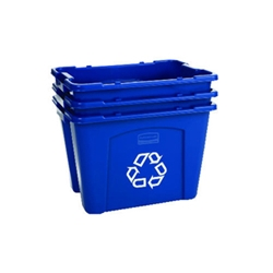 Commercial Stacking Recycle Bin