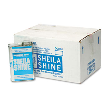 Sheila Shine Stainless Steel Cleaner & Polish
