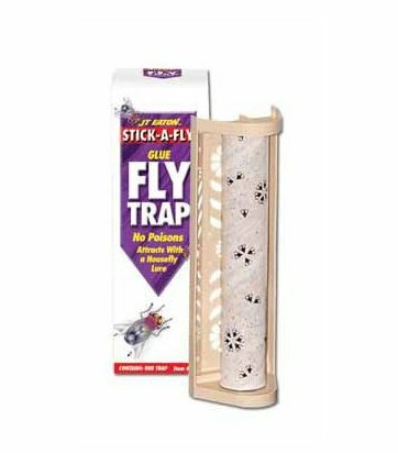 Stick-A-Fly Glue Trap