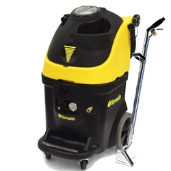 Tornado Marathon 2-400PH Carpet Extractor/Cleaner with Heat