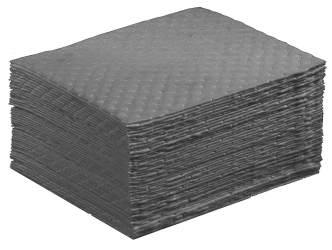 "Universal Absorbent Pad, 18""X16"", 100/Bale"
