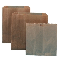 Waxed Paper Receptacle Liners
