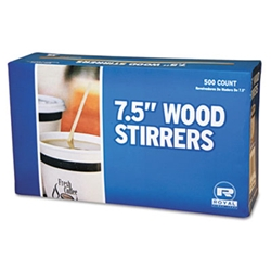 Wood Stirrer Sticks